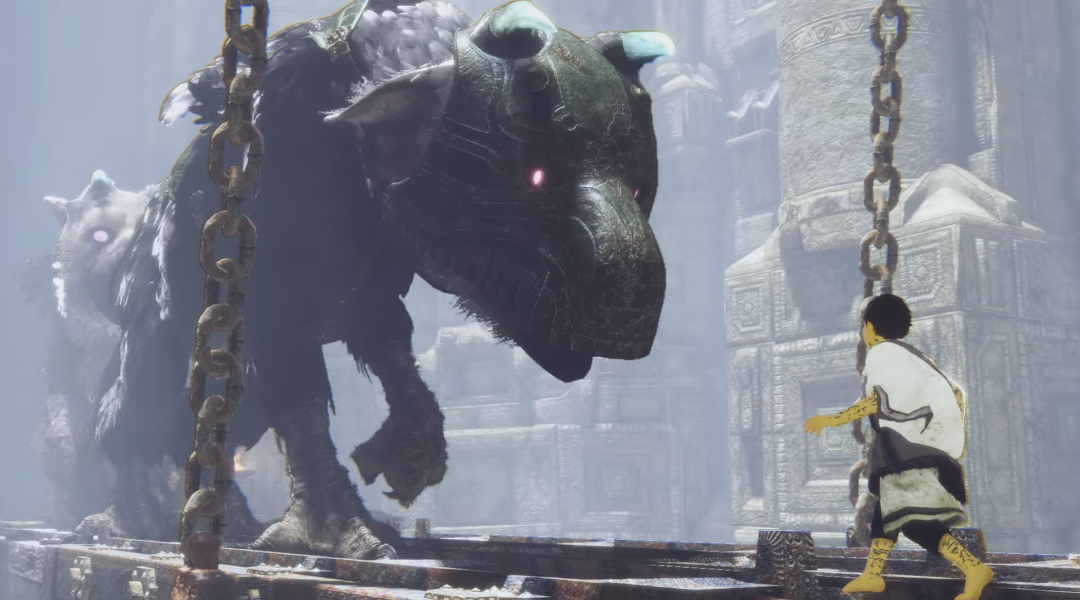 Bluexy's Best Games of the Year - #1) The Last Guardian
