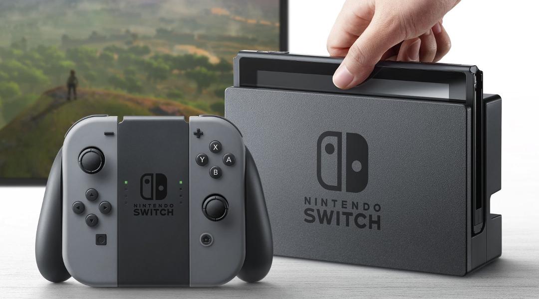 Nintendo Switch Presentation - Rory Rant